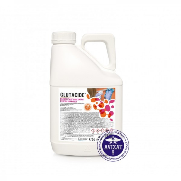 Glutacide™ - Dezinfectant concentrat 1000 ml